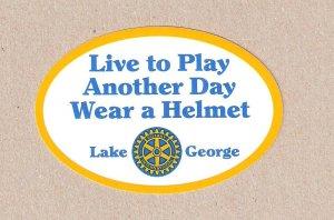 Lake George Rotary Helmet decal 2012 small2