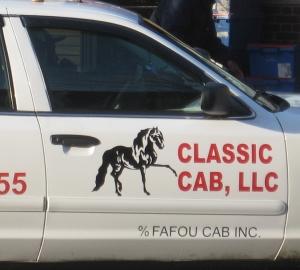 Rodney's Saga Classic Cab