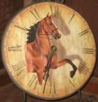 FoFri clock