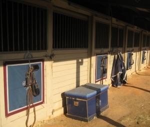 show stalls