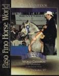 7 Paso Fino Horse World