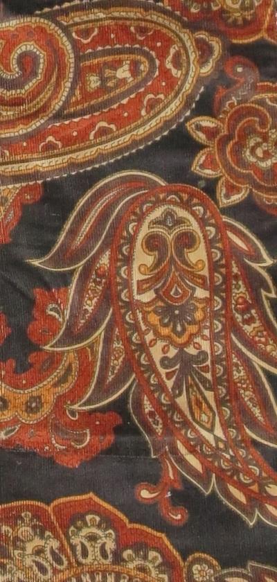 brown pattern jods