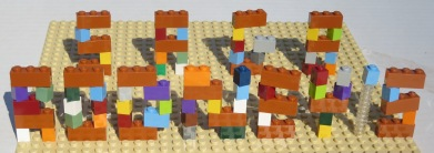 Rodney's Saga TxArt LEGO I