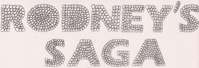 circle letters I