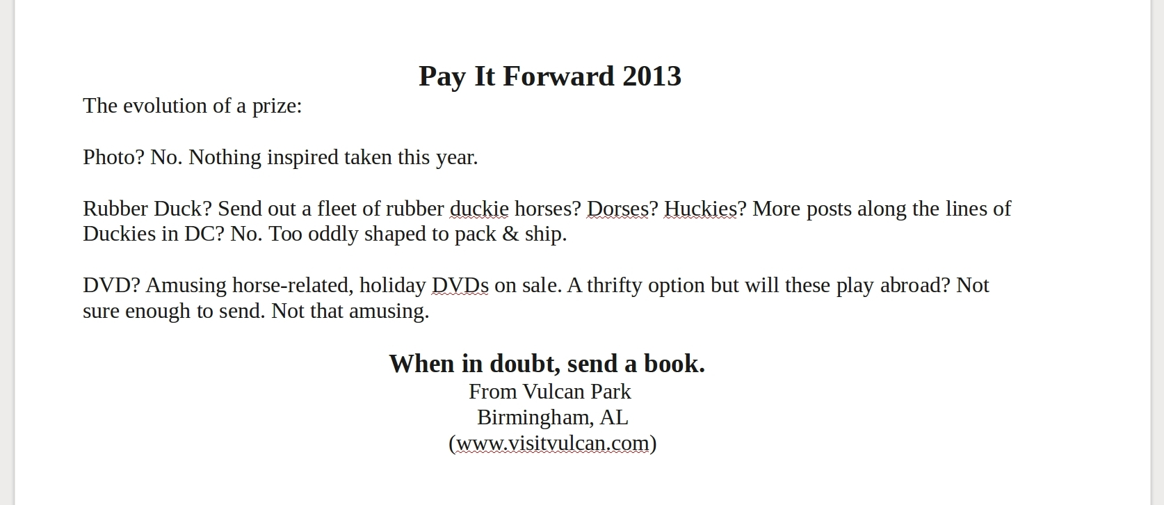 """Pay It Forward Essay This relates to """"Pay it Forward"""" because ..."""
