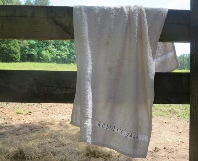 txt art towel wm