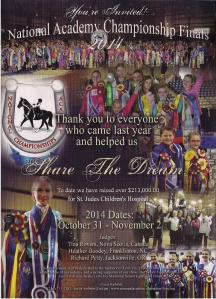 Show Horse July 2014 ad