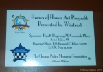 Horses of Honor sign