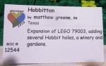 BF 15 Hobbitton sign