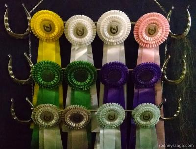 ribbon display 400