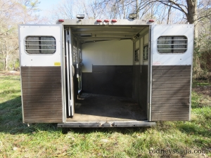 trailer rear door