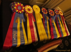 Performance Ribbons Table 2
