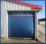 ASAC barn curtain