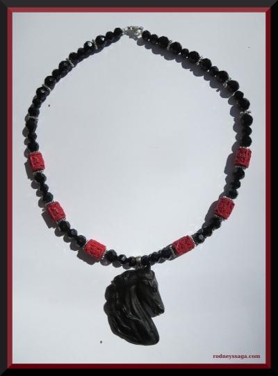 Fancies necklace