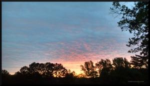 sunset 4 28 15