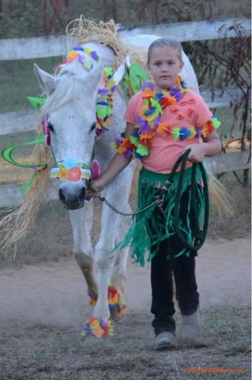costume hula