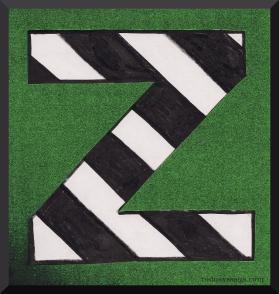 letter 2015 Z