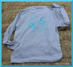 New Stepping Stone Farm shirts