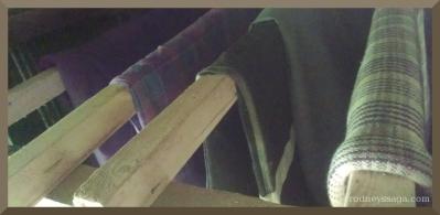 blanket rack 3