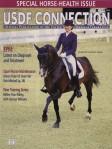 USDF June 2016 cover