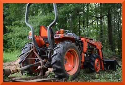 tractor normal