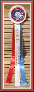 Louisville 2016 1st timer ribbon
