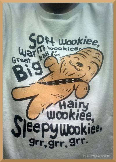 wookie-shirt