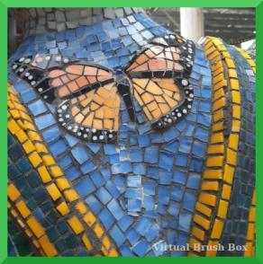 Vulcan BZ butterfly