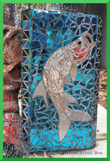 Vulcan BZ fish